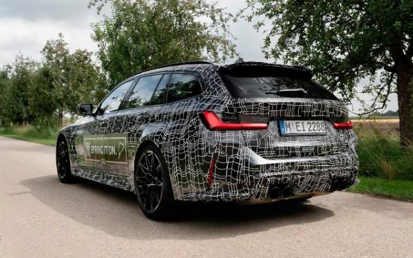 BMW M3 Touring, новый спортивный универсал